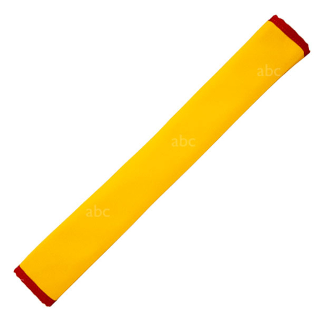 """Rope Protector -- abc - Canvas - Each - 18"""""""