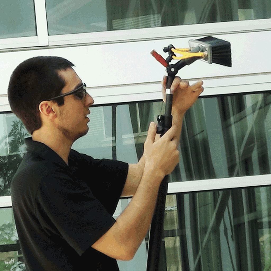 Examples of Window Cleaning Professional with the TCSWITCH