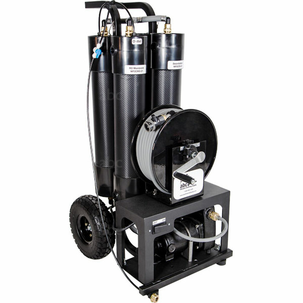 NXT 4.0 WaterFed® cart