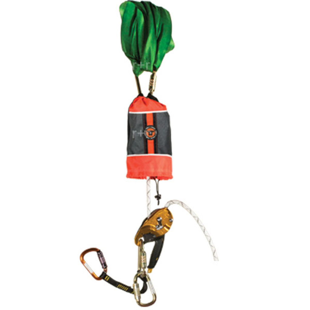 Deluxe Rescue Kit Rope and Rescue - 150' to 600'