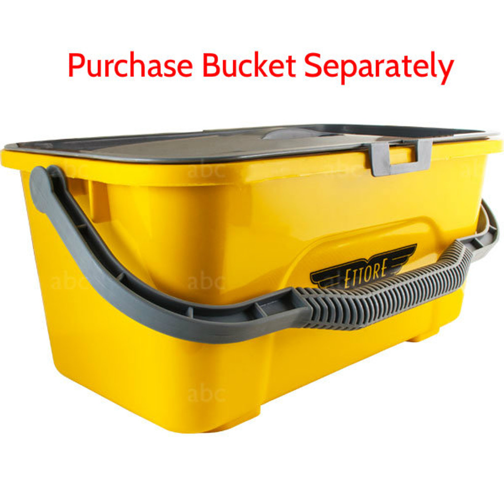 86000-B Ettore 3 Gallon super compact bucket