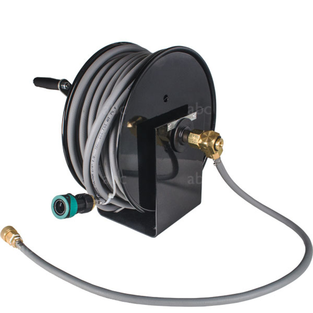 112-3-50-166PH Black Cox Hose Reel