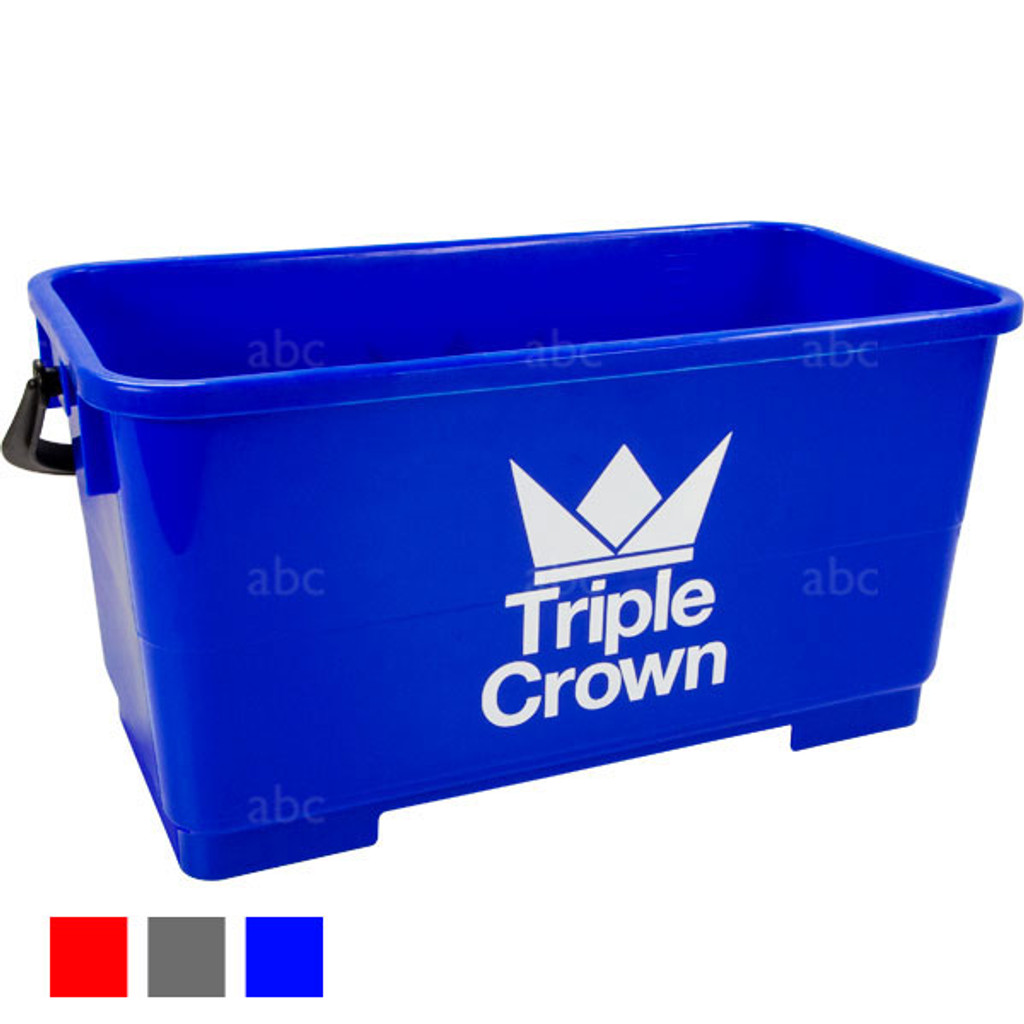 Triple Crown 6 Gallon Rectangular Bucket