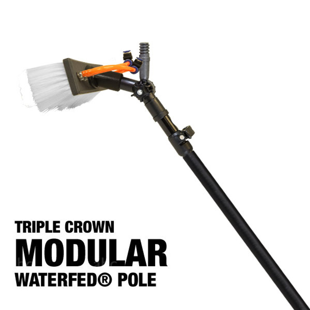 Triple Crown Modular WaterFed® Pole