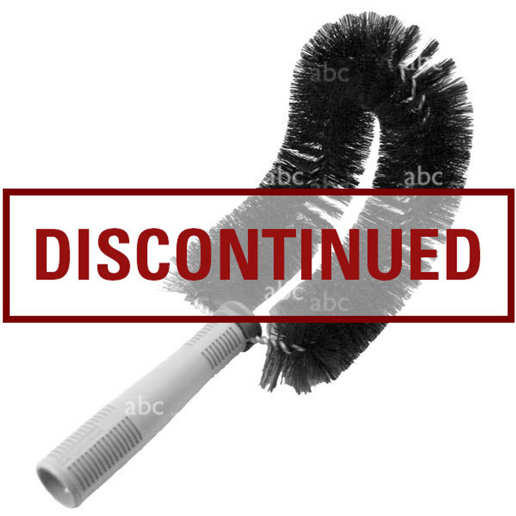 Synthetic Curved Brush - discontinued