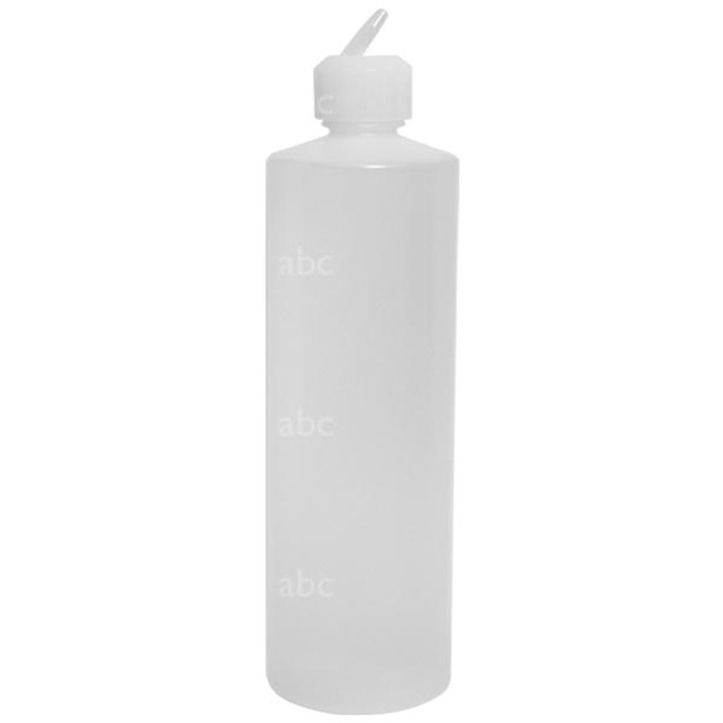16B-01 16 ounce squeeze bottle