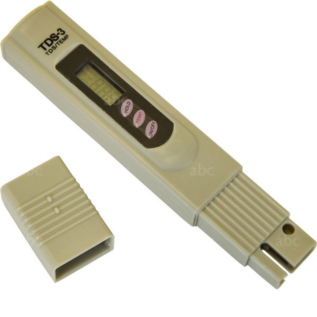 SG1 comes with Hand Held TDS Meter