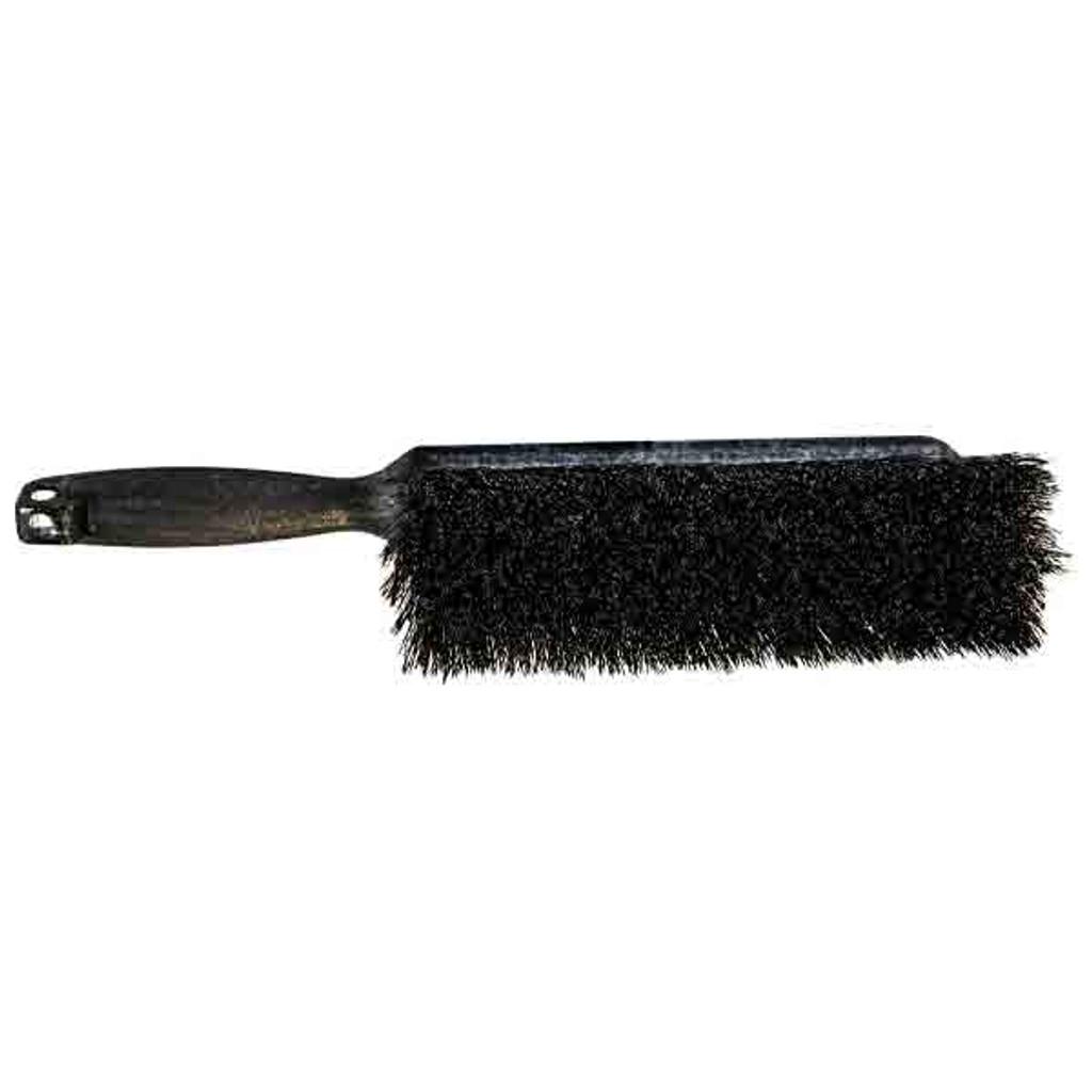 Synthetic - abc - Screen Brush - Black Polypropylene Bristle
