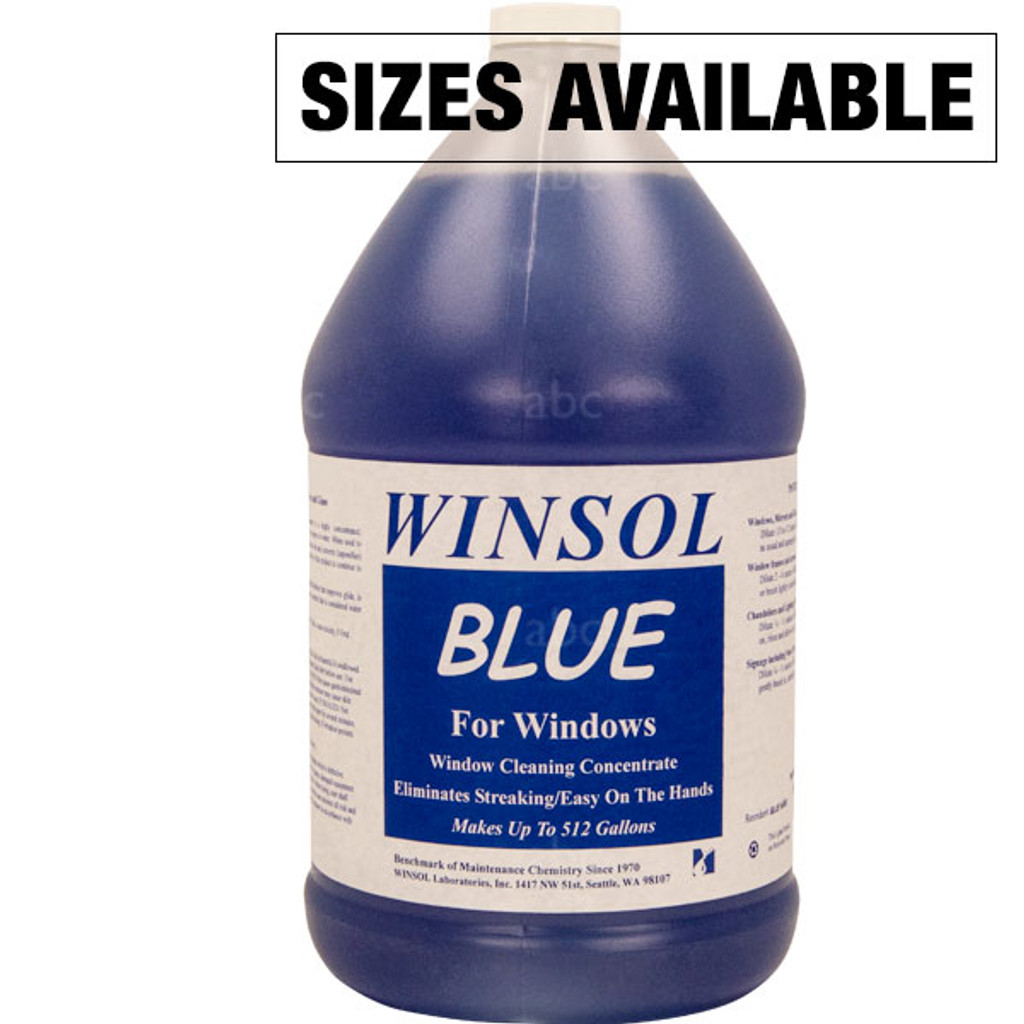 Winsol Blue Concentrated Glass Cleaner