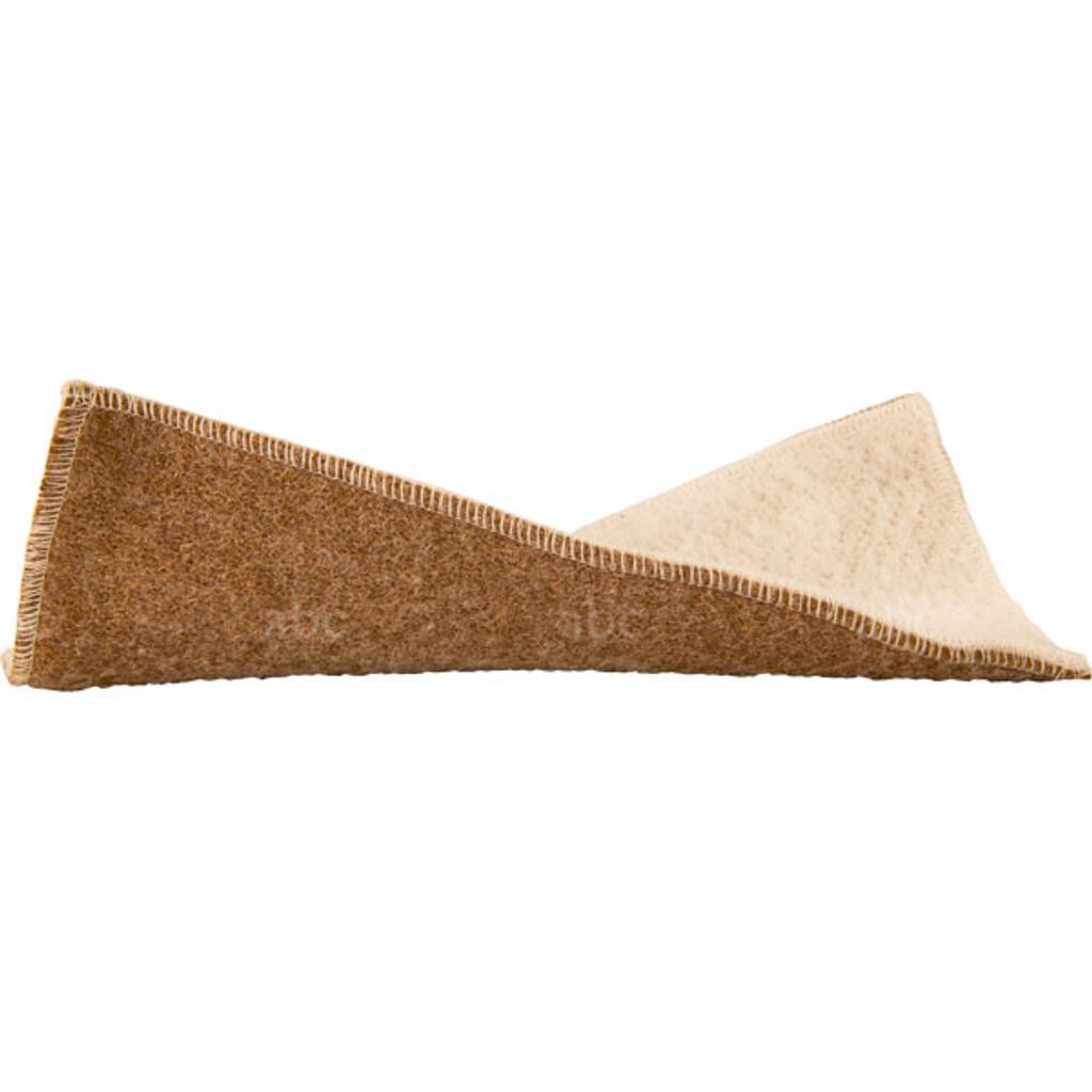 Bronze Wool Polishing Pad - Combo Wool & Synthetic