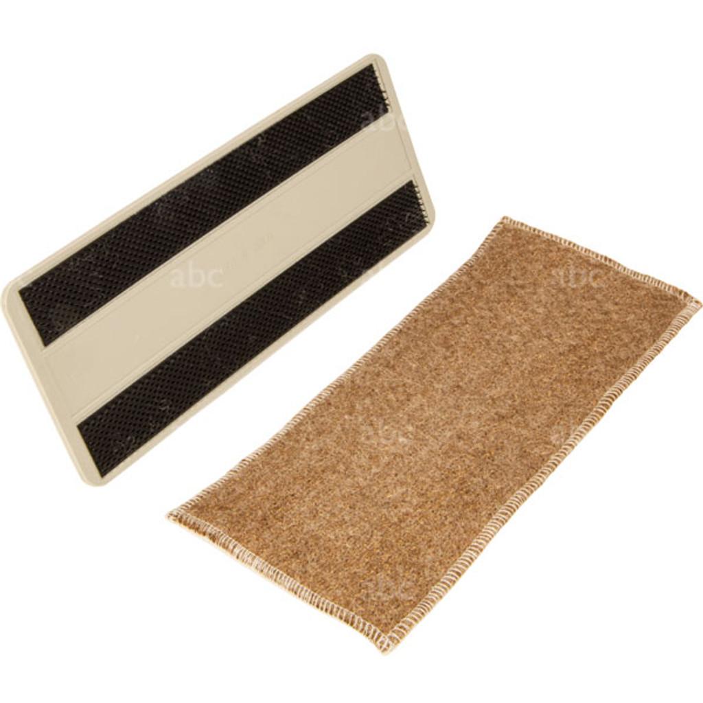 Bronze Wool Kit (Holder & 6 Pads)