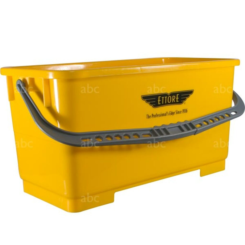 85000 Ettore 6 Gallon Rectangular Bucket