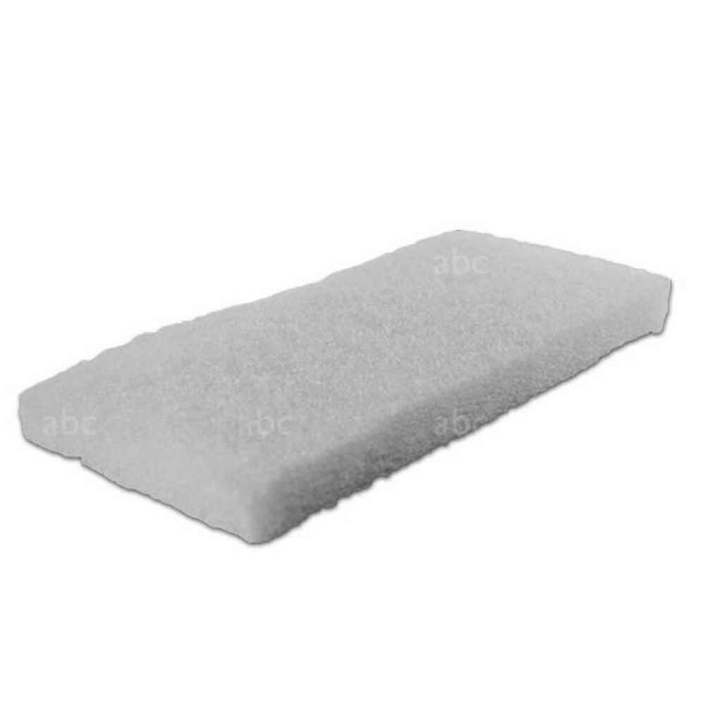 WP1410-01 Thick White Pad