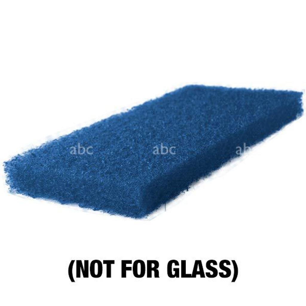 Blue Thick Pad
