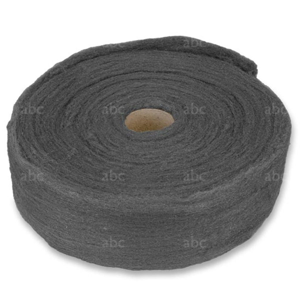 Wool - Steel Wool -- 0000 Super Fine - Roll - 5 pound