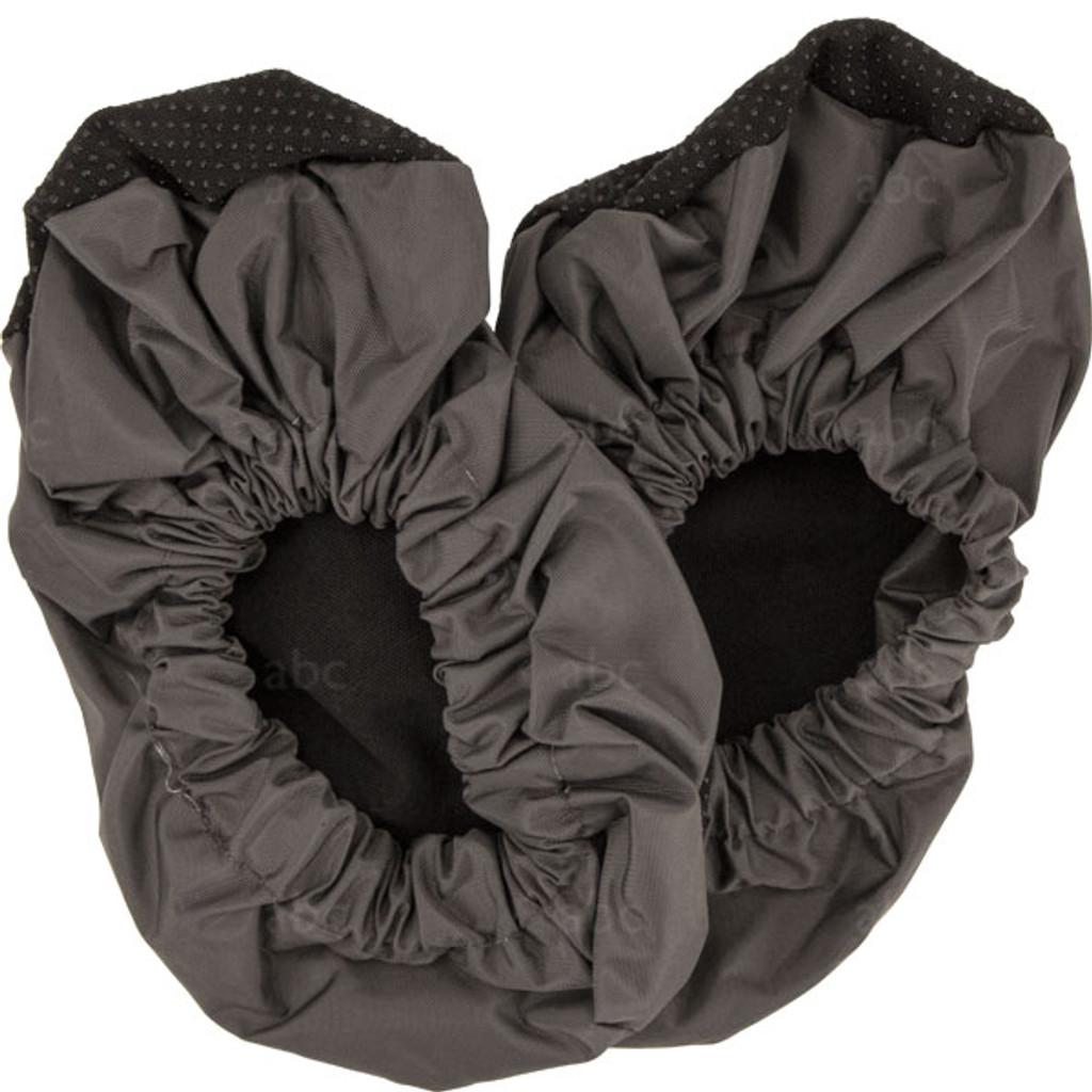 4850GREY Shoe Covers - Gray & Black