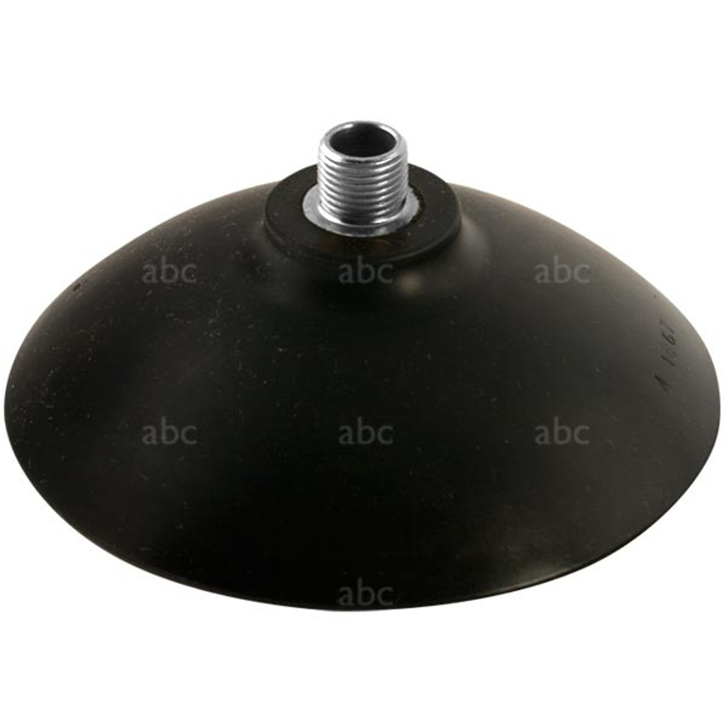 "5"" Replacement Suction Cup - Stainless Steel"