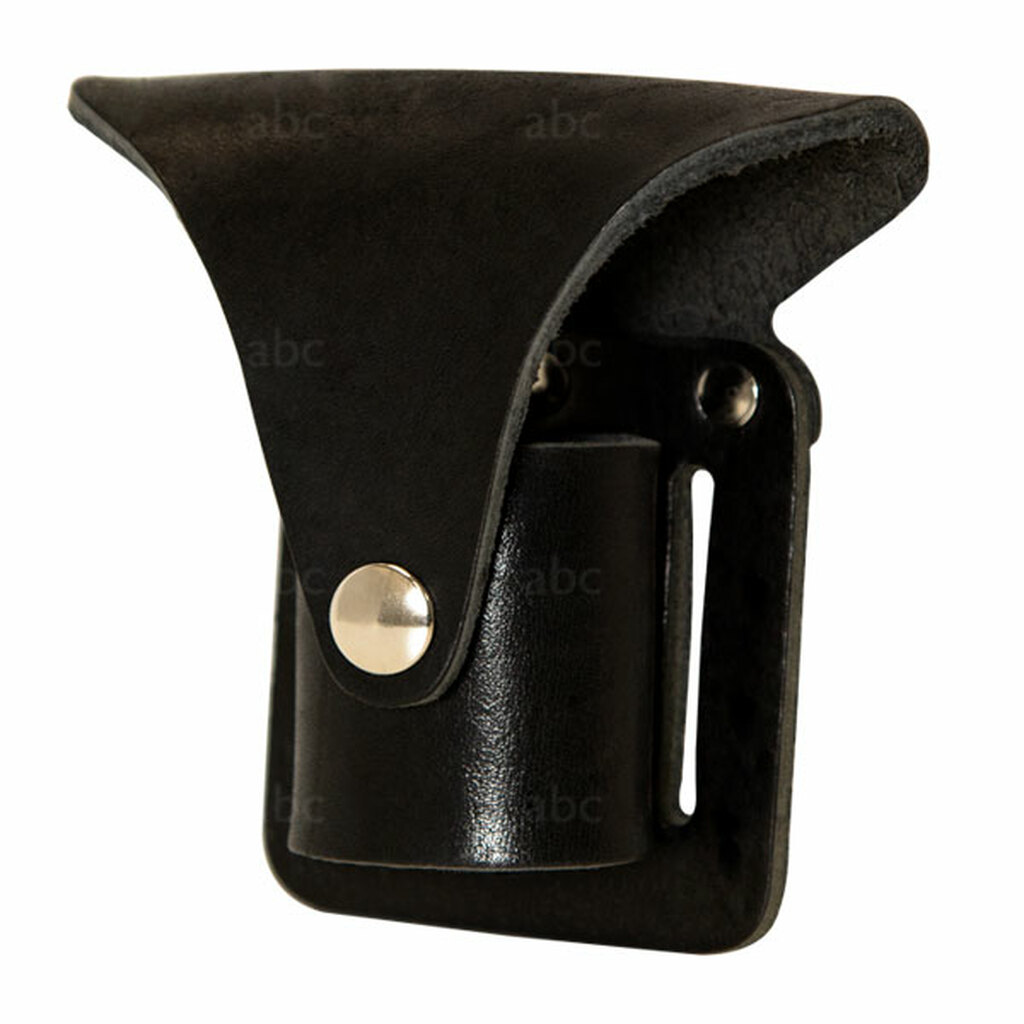 abc Flap Over Top Leather Scraper Window Washer Holster