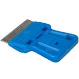 GSM1000 Single Edge Scraper - blue