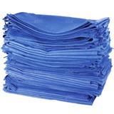New Blue Huck Towels