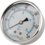 Replacement System Pressure Gauge