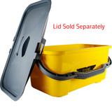 86000-B Ettore 3 Gallon super compact bucket
