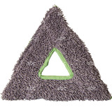 Gray Triangle Shaped Washing Pad for Stingray
