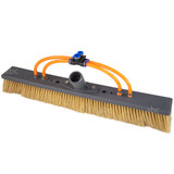 """Triple Crown 18"""" Hog's Hair WaterFed® Brush with Fan and Pencil Jets"""