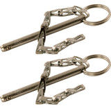 WC-LADPIN-PAIR Metallic Ladder Pins