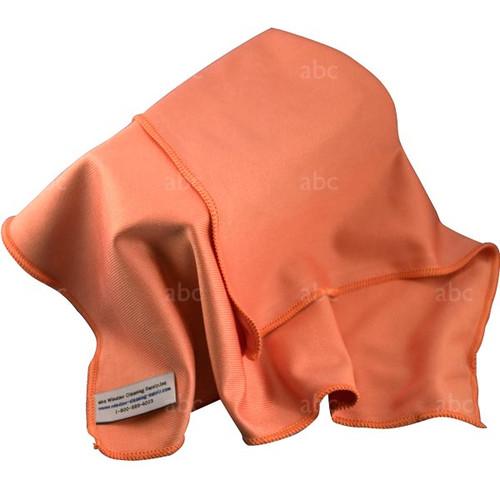 Orange Micro Fiber Towel