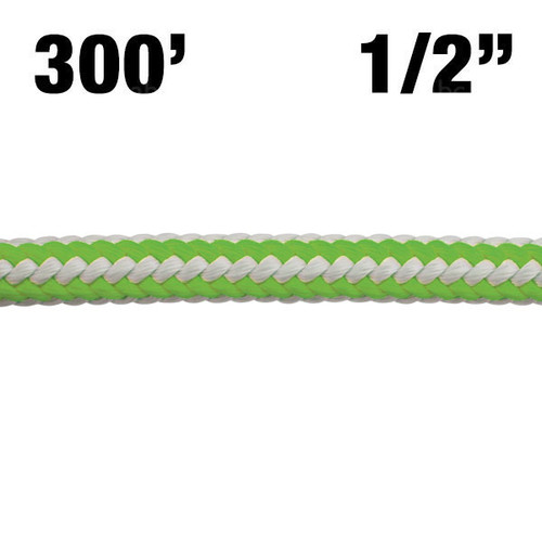 3250-16 New England Safety Blue Rope