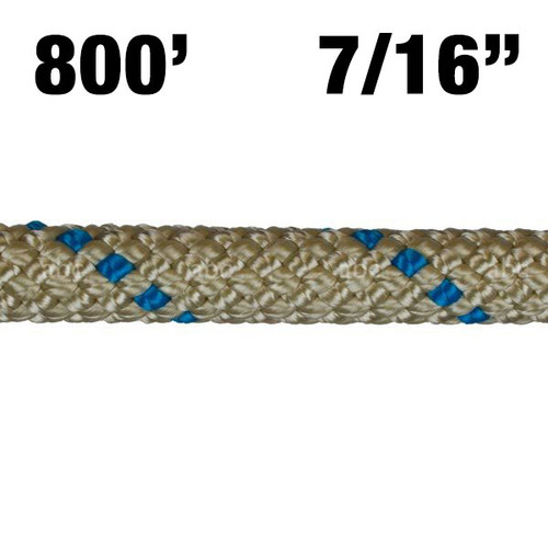 501780P-800 BlueWater II+ Rope