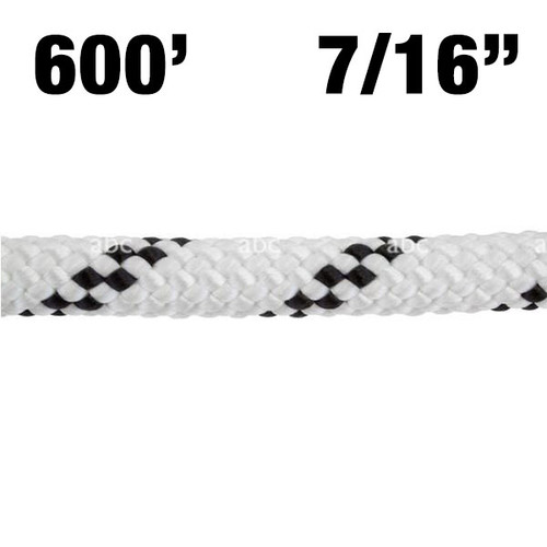 RR110WB183EZ-600 PMI Static Kernmantle Rope