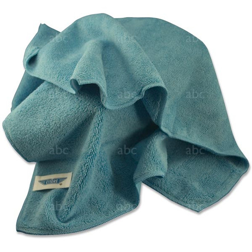 Ettore Blue MicroFiber Towel
