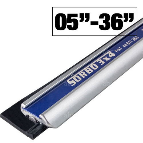 Sorbo Quick Silver Wide Body