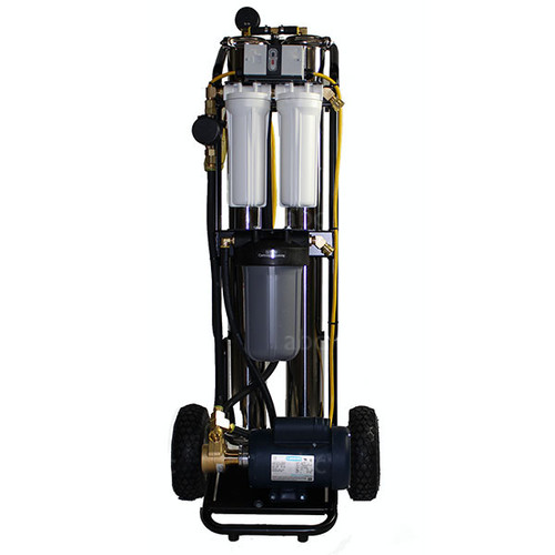HYDRO IPC Eagle HydroCart - Electric Powered - FRONT View