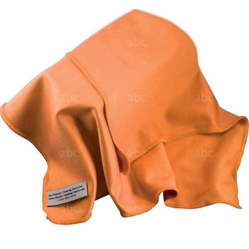 OMF - Triple Crown Orange MicroFiber Towel