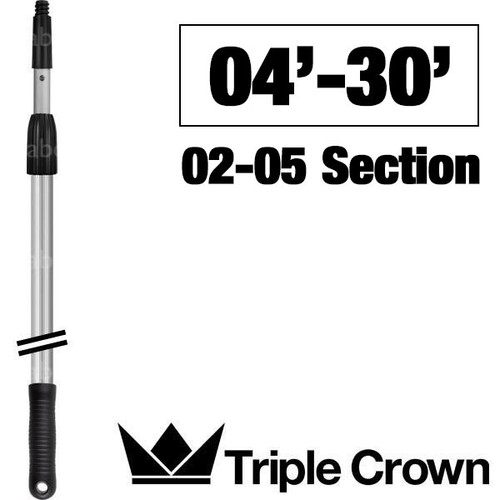 Triple Crown Sectional Pole