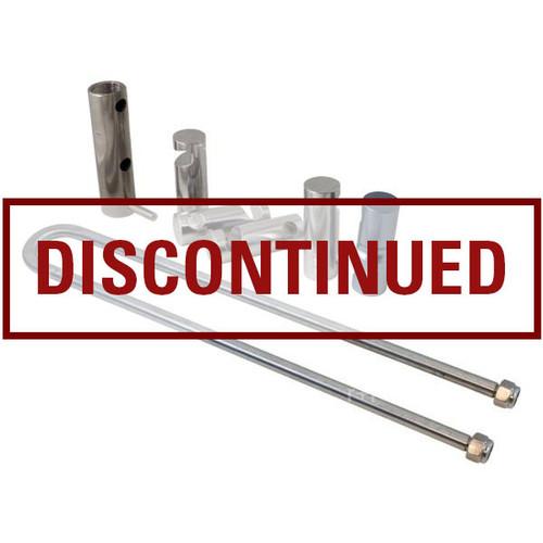 Descender - SMC 6-Bar U-Rack Complete Kit - NFPA