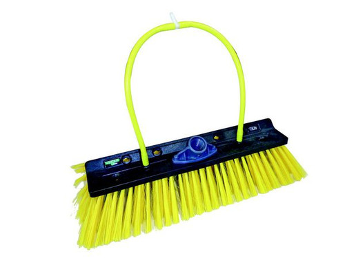 "WaterFed ® - Brush - Unger HiFlo nLite 11"" Solar Radius Brush"