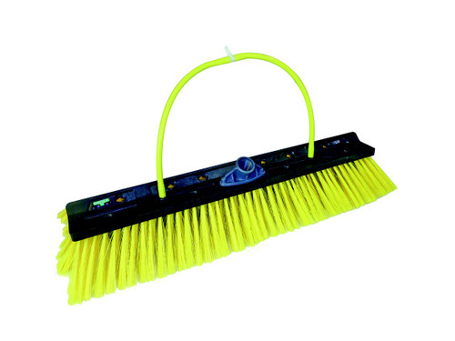 "WaterFed ® - Brush - Unger HiFlo nLite 24"" Solar Radius Brush"