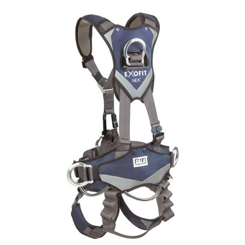 ExoFit NEX Rope Access and Rope Harness - Back