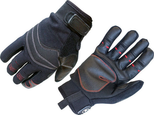 Triple Crown Work and Rescue Full-Finger Trades Gloves
