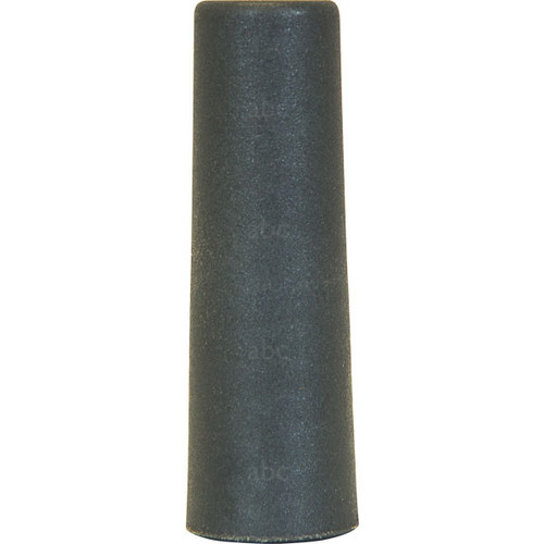 Pole Accessory -- Triple Crown grey Tip -- Fits Most Brands