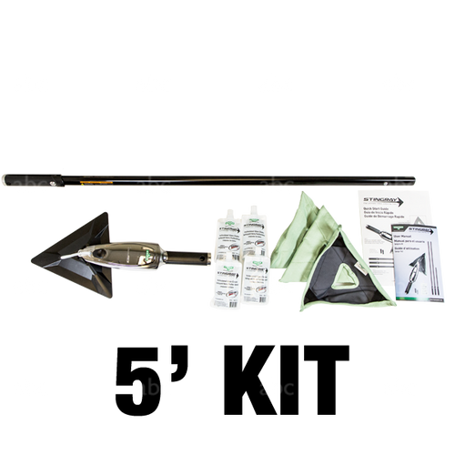 Unger Stingray Indoor Cleaning Kit
