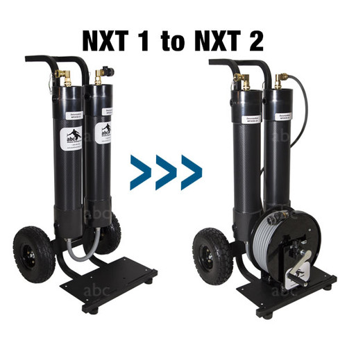 NXT Upgrade from 1 to 2