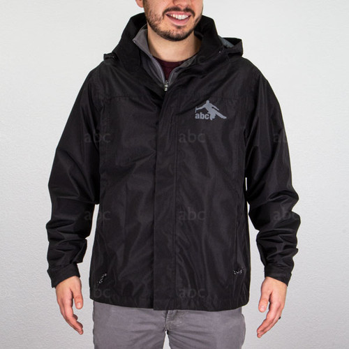 abc Waterproof Rain Jacket - Front