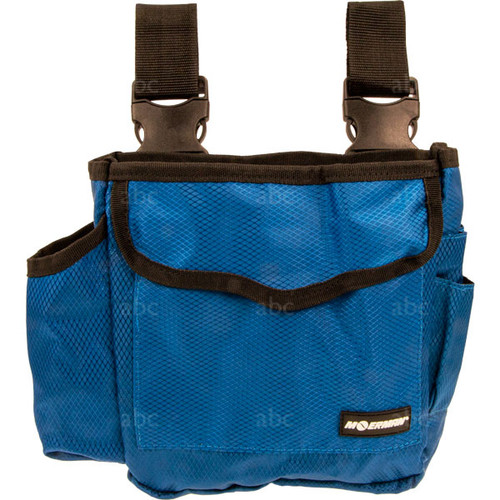 Moerman Side-Kit Multi-Pocket Nylon Pouch