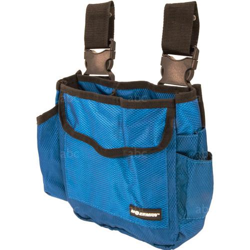 Moerman Side-Kit Multi-Pocket Nylon Pouch