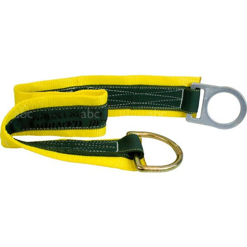 Anchorage Connector - Tie-Off Pad Anchor Sling - Choker Type -- Gemtor - 8'